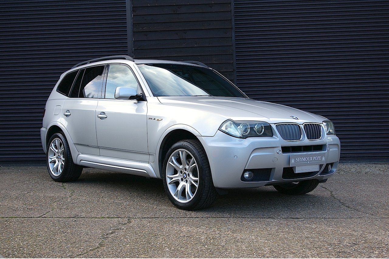 BMW X3 3.0 SI M-Sport xDrive Automatic - Large 0