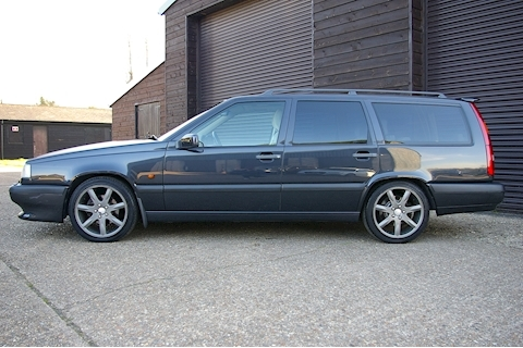 850 2.3 850R Estate Automatic 2300 5dr Estate Automatic Petrol