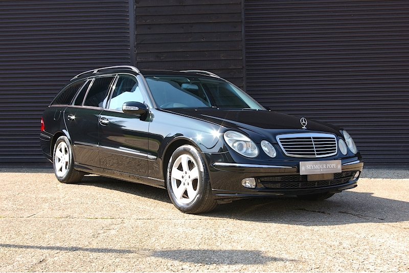Mercedes-Benz E Class S211 E320 V6 Petrol Avantgarde Estate Automatic