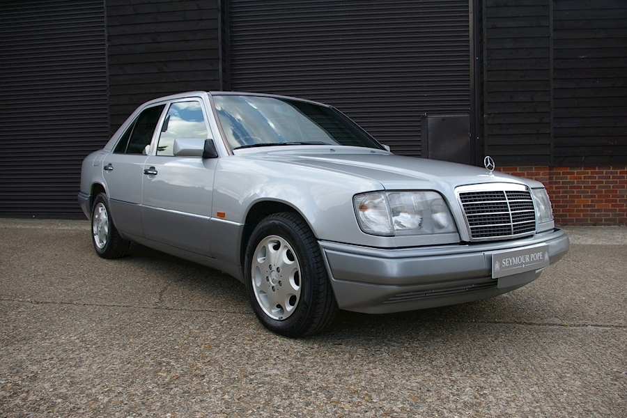Mercedes-Benz W124 E280 LIMITED EDITION Automatic Saloon