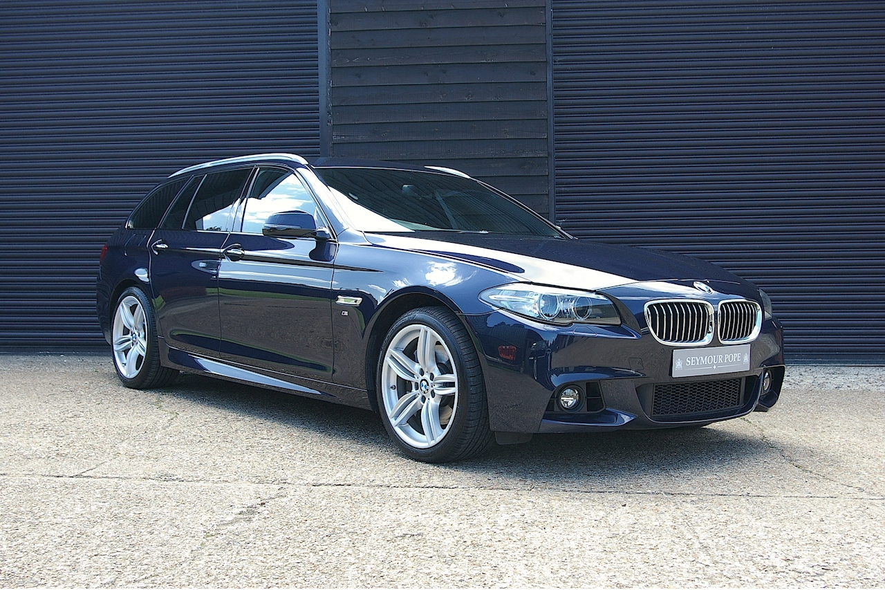 BMW 5 Series 535D M Sport Touring Automatic EURO 6 - Large 0