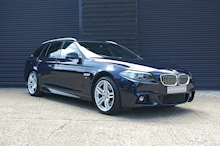 BMW 5 Series 535D M Sport Touring Automatic EURO 6 - Thumb 0