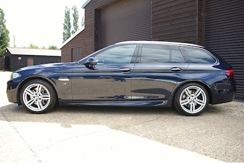 5 Series 535D M Sport Touring Automatic EURO 6 3.0 5dr Estate Automatic Diesel
