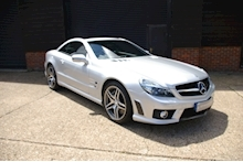 Mercedes Sl SL 63 AMG PERFORMANCE PACK PPP - Thumb 9