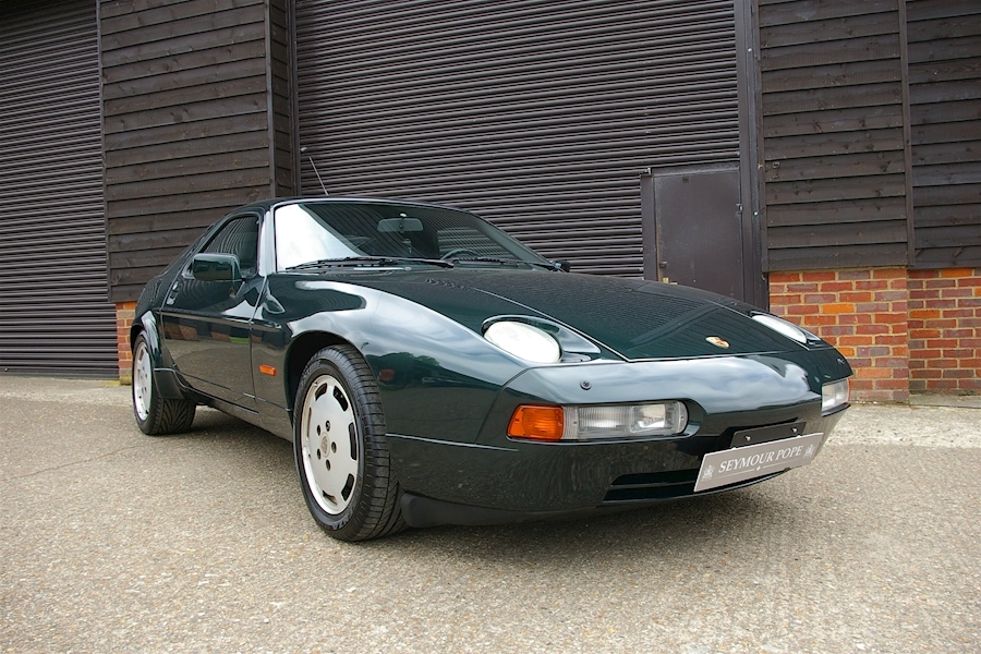 Porsche 928 S4 5.0 V8 EXCLUSIVE EDITION Automatic Coupe