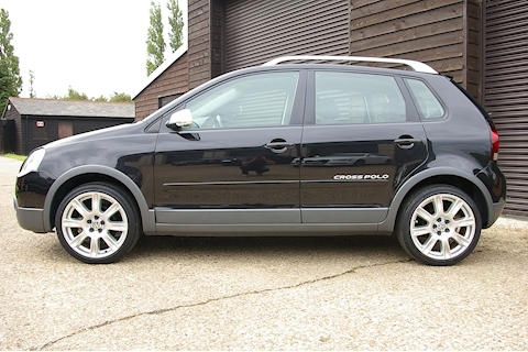 Polo Dune 1.6 MPI DUNE SPORT CROSS 5 DOOR AUTOMATIC 1600 5dr Hatchback Automatic Petrol
