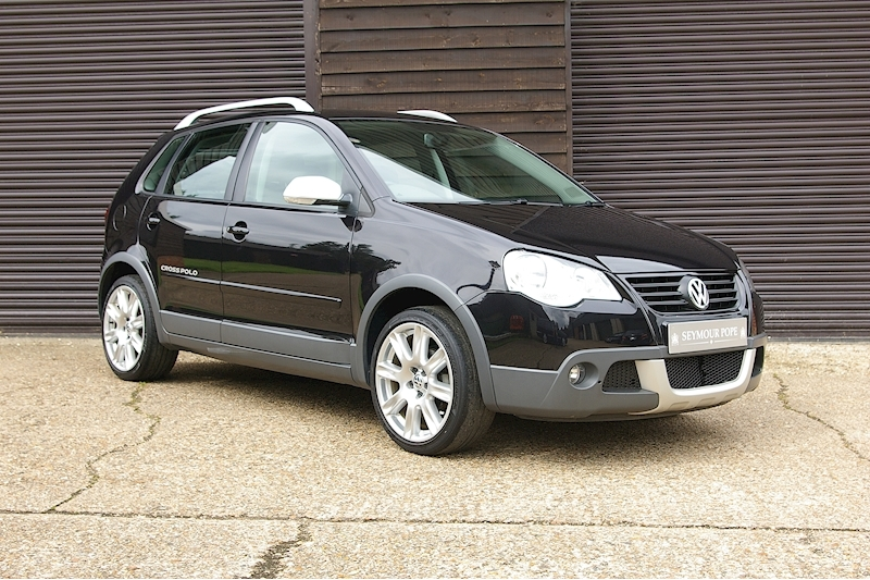Volkswagen Polo Dune 1.6 MPI DUNE SPORT CROSS 5 DOOR AUTOMATIC