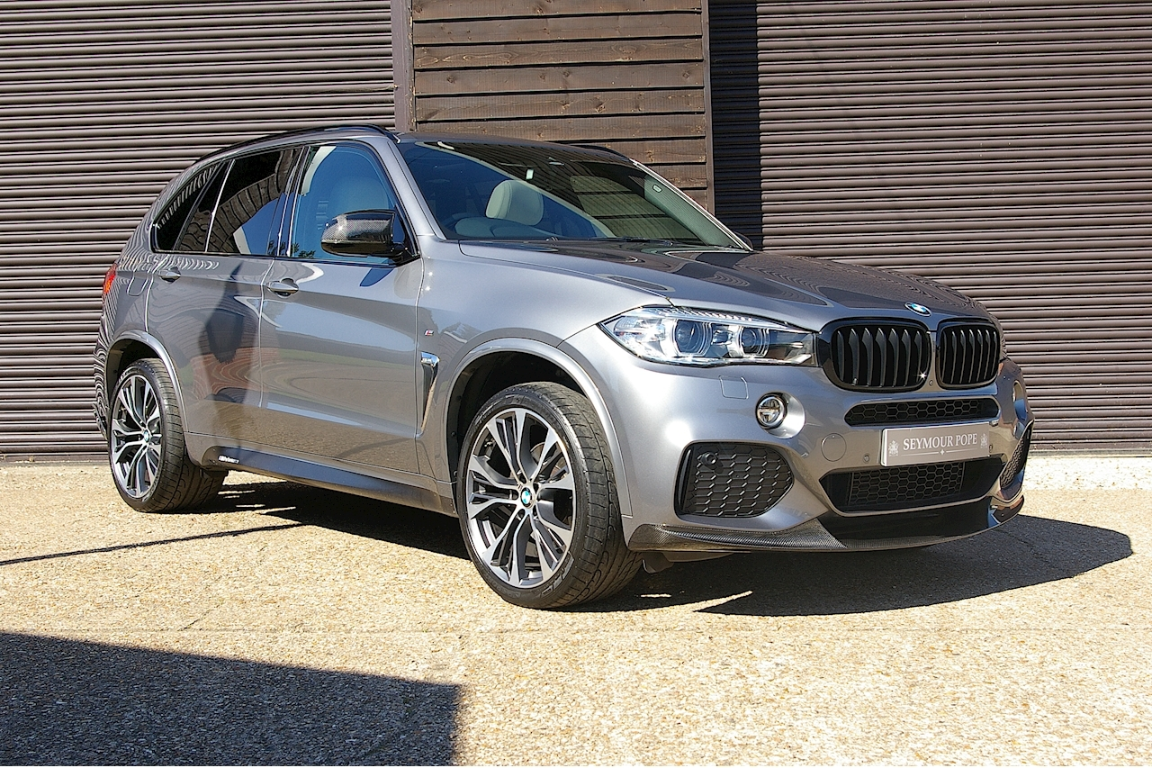 BMW X5 Series X5 XDrive 40d M-Sport Automatic - Large 0