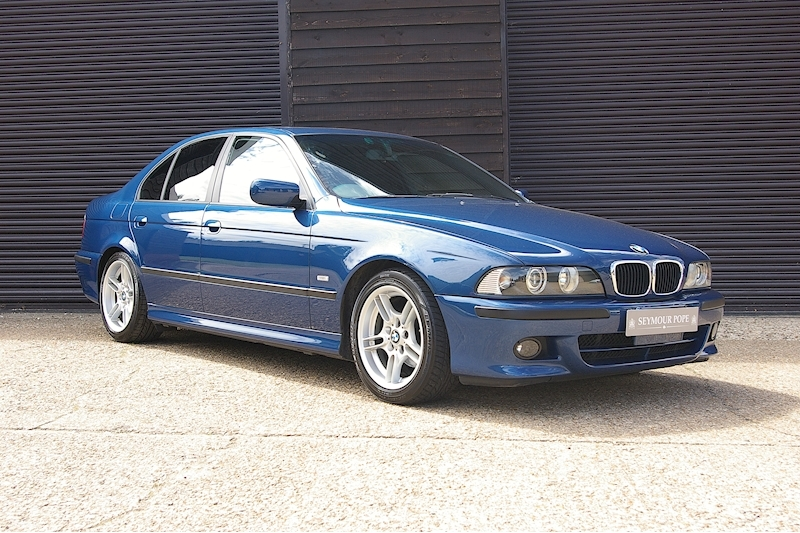 BMW 5 Series E39 525i Sport Automatic Saloon