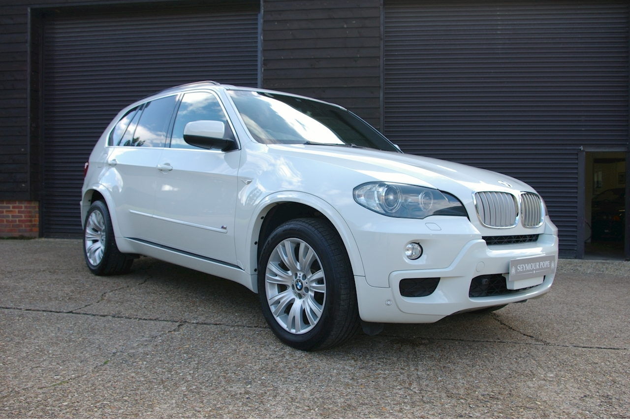 BMW X5 E70 3.0 si M-SPORT xDrive AWD Automatic - Large 0