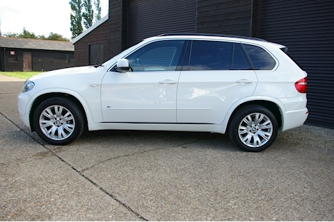X5 E70 3.0 si M-SPORT xDrive AWD Automatic 3000 5dr Estate Automatic Petrol