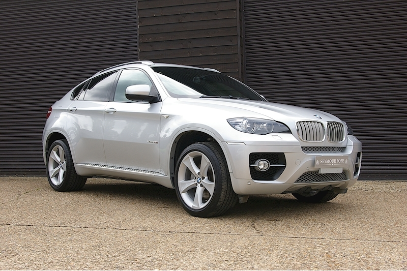 BMW X6 E71 50i xDrive Automatic