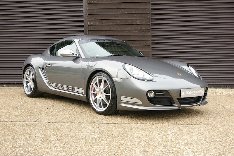 Porsche Cayman 987.2 R 3.4 Coupe 6 Speed Manual