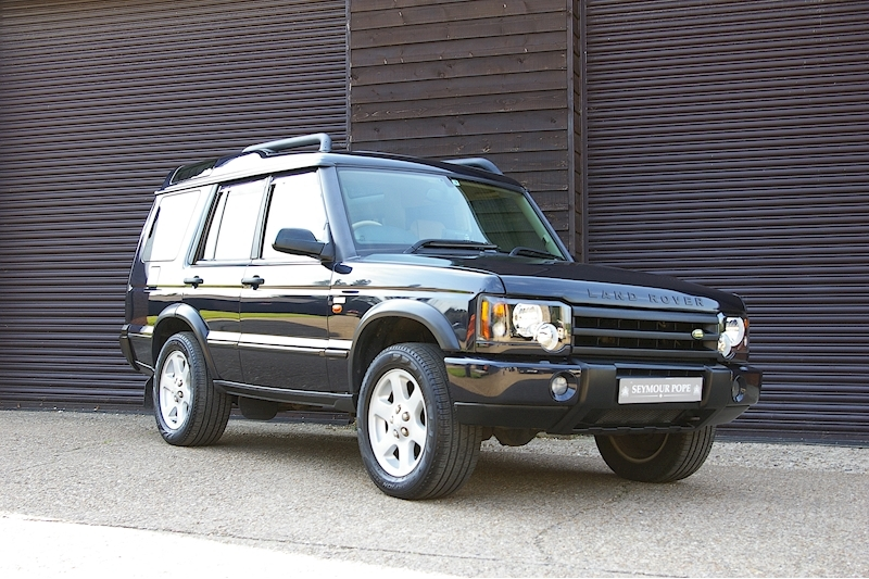 Land Rover Discovery Discovery 2 4.0 V8 ROYAL EDITION Automatic 7 Seats