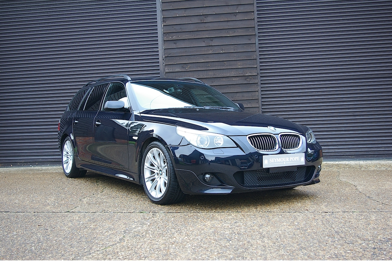 BMW 5 Series E61 550i M-SPORT TOURING AUTOMATIC - Large 0