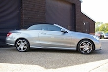 Mercedes-Benz E Class E250 CDI BlueEFFICIENCY AMG Sport Cabriolet 2dr Automatic - Thumb 5