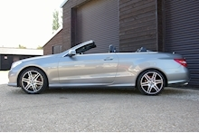 Mercedes-Benz E Class E250 CDI BlueEFFICIENCY AMG Sport Cabriolet 2dr Automatic - Thumb 2