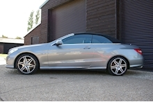 Mercedes-Benz E Class E250 CDI BlueEFFICIENCY AMG Sport Cabriolet 2dr Automatic - Thumb 3