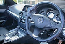 Mercedes-Benz E Class E250 CDI BlueEFFICIENCY AMG Sport Cabriolet 2dr Automatic - Thumb 25