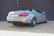Mercedes-Benz E Class E250 CDI BlueEFFICIENCY AMG Sport Cabriolet 2dr Automatic - Thumb 7