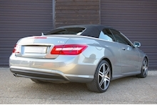 Mercedes-Benz E Class E250 CDI BlueEFFICIENCY AMG Sport Cabriolet 2dr Automatic - Thumb 13
