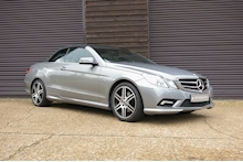 Mercedes-Benz E Class E250 CDI BlueEFFICIENCY AMG Sport Cabriolet 2dr Automatic - Thumb 0