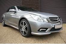 Mercedes-Benz E Class E250 CDI BlueEFFICIENCY AMG Sport Cabriolet 2dr Automatic - Thumb 9