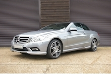 Mercedes-Benz E Class E250 CDI BlueEFFICIENCY AMG Sport Cabriolet 2dr Automatic - Thumb 1
