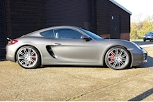 Porsche 981 Cayman 3.4 S 24V PDK Coupe Automatic - Thumb 3
