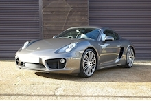 Porsche 981 Cayman 3.4 S 24V PDK Coupe Automatic - Thumb 1