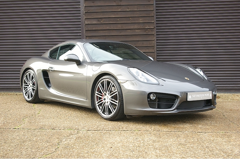 981 Cayman 3.4 S 24V Coupe Automatic Petrol