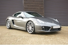 Porsche 981 Cayman 3.4 S 24V PDK Coupe Automatic - Thumb 0