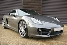 Porsche 981 Cayman 3.4 S 24V PDK Coupe Automatic - Thumb 6