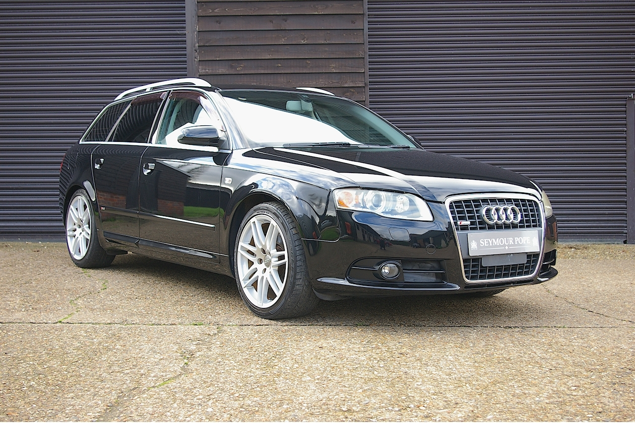Audi A4 B7 2.0T FSI Quattro Special Edition Avant Automatic - Large 0