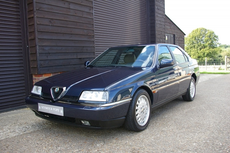 Alfa Romeo 164 3.0 V6 Super Automatic Saloon