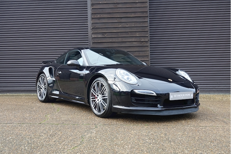 Porsche 911 991 Turbo 3.8 PDK Coupe Automatic