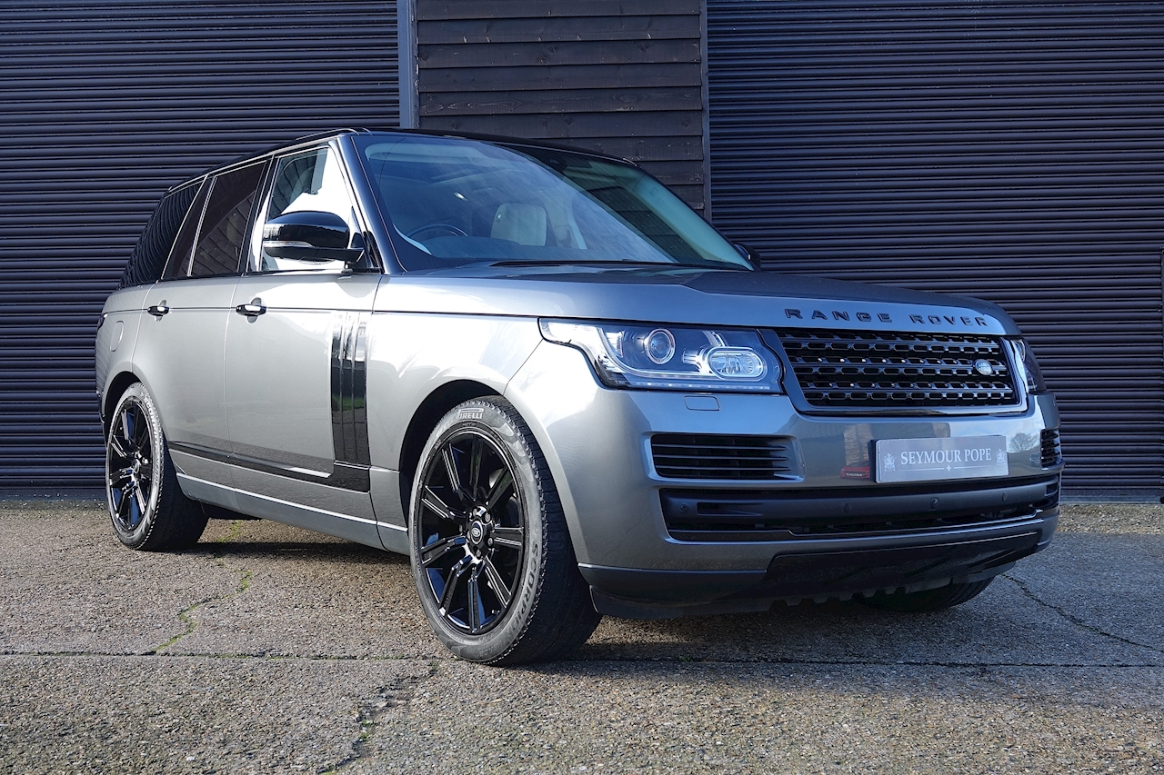 Land Rover Range Rover Vogue 3.0 TD V6 AWD Auto - Large 0