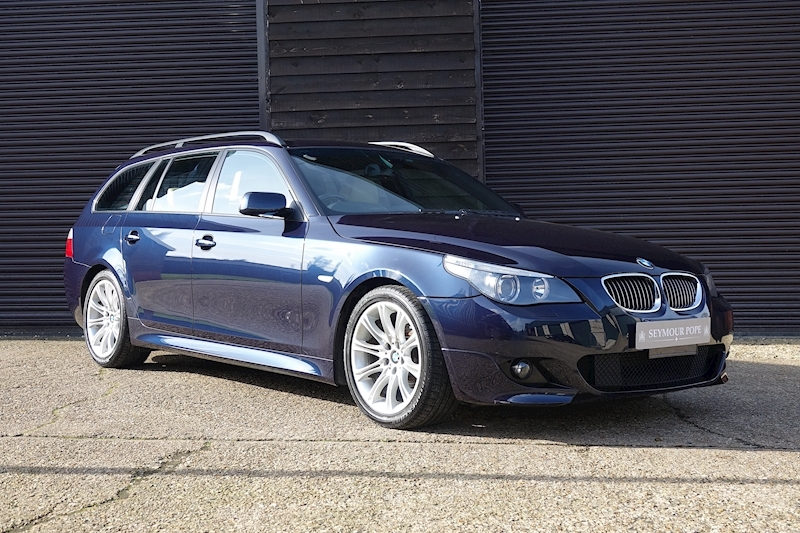 BMW 5 Series E60 525i M-SPORT 25th Anniversary Special Edition Touring Automatic