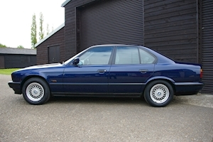 525i 10th Anniversary Automatic Saloon 2.5 4dr Saloon Automatic Petrol