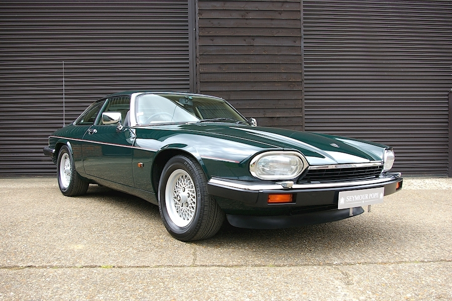 Jaguar XJS 4.0 Coupe Automatic