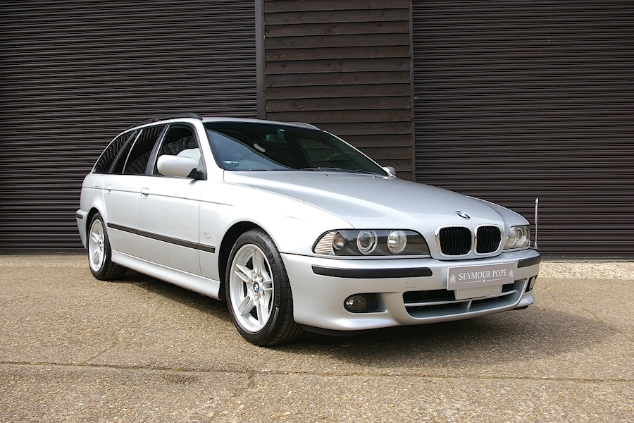 BMW 5 Series 525i M-Sport E39  Touring Automatic