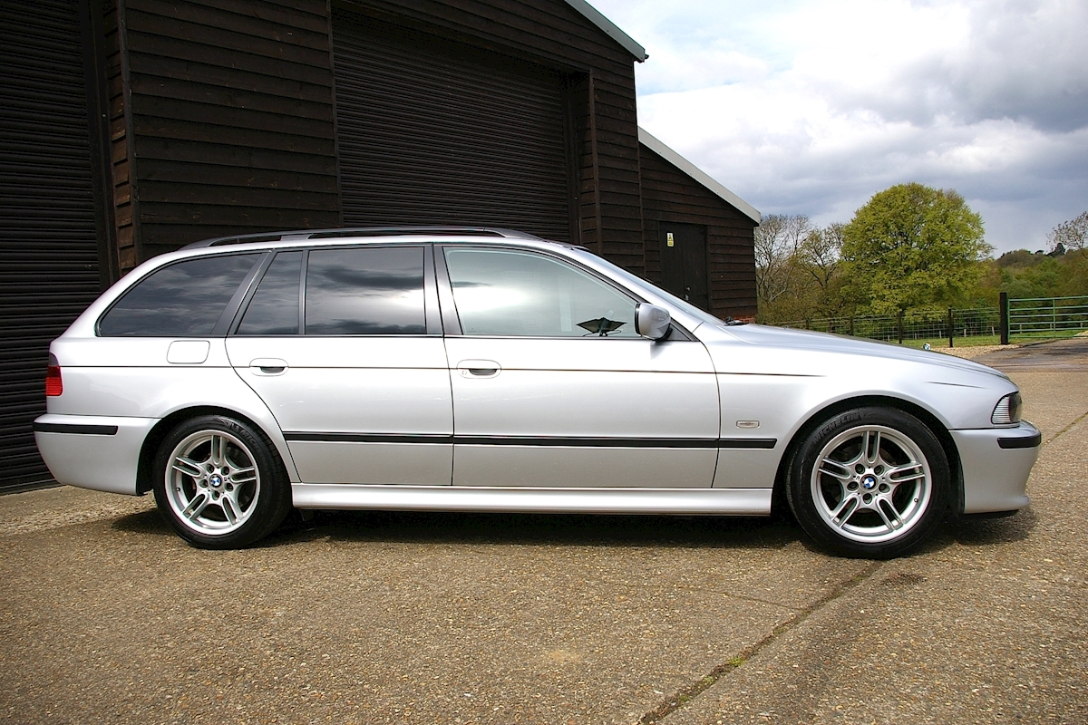 Used Bmw 5 Series 525i M Sport E39 Touring Automatic