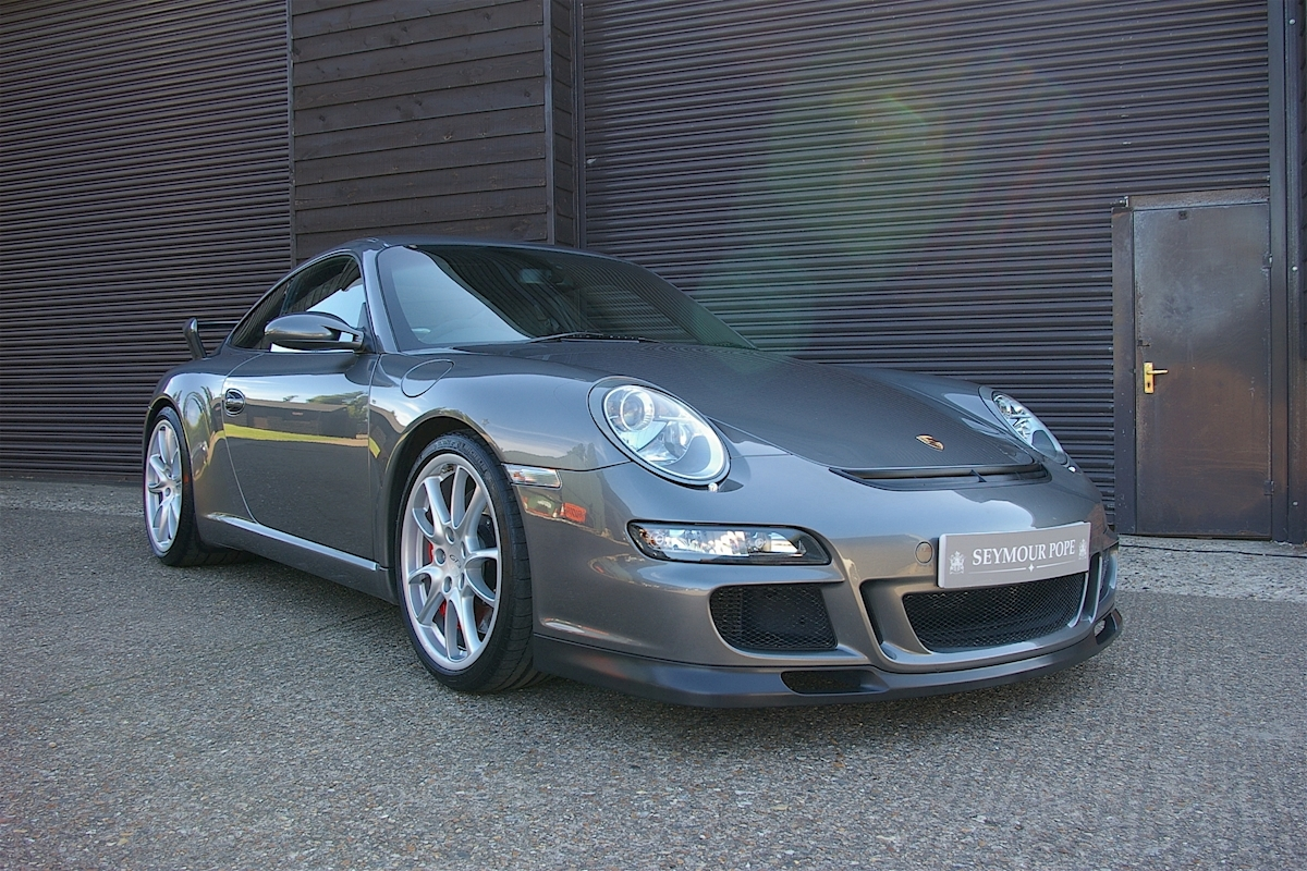 Porsche 997 GT3 3.6 Coupe 6 Speed Manual Coupe - Large 0