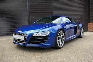R8 V10 5.2 Quattro 6 Speed Manual Coupe