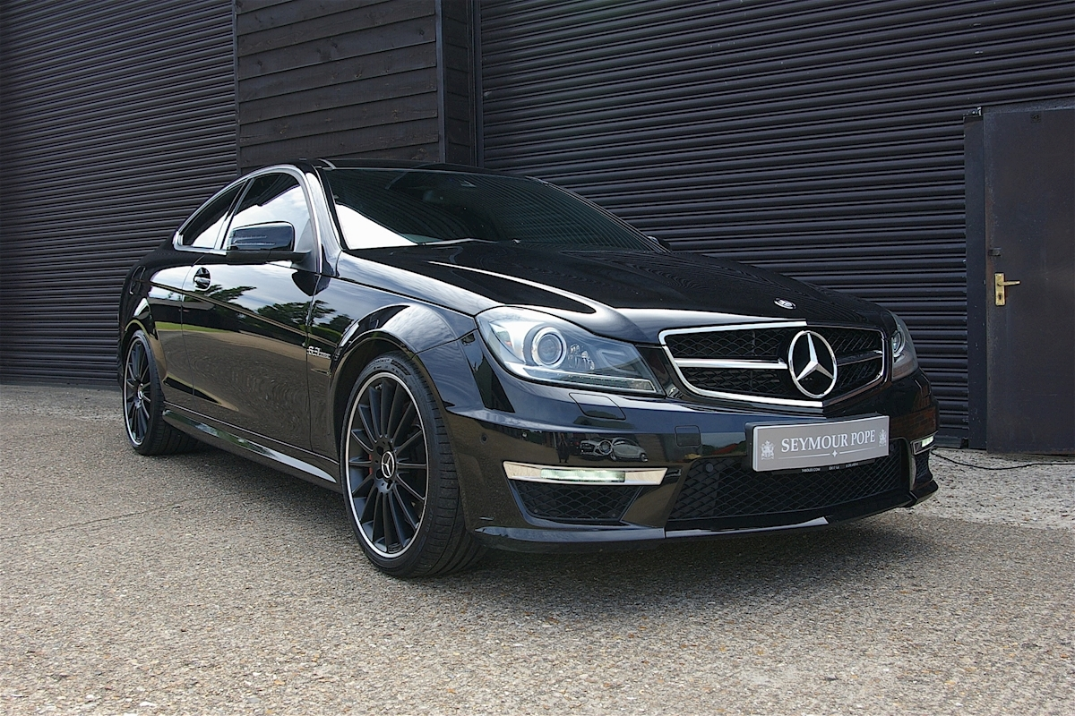 Used mercedes benz c class c63 amg edition 125 performance for Mercedes benz c350 horsepower
