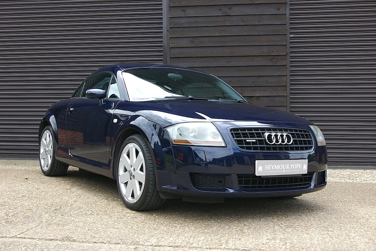 used audi tt 3 2 v6 quattro coupe dsg automatic seymour pope. Black Bedroom Furniture Sets. Home Design Ideas