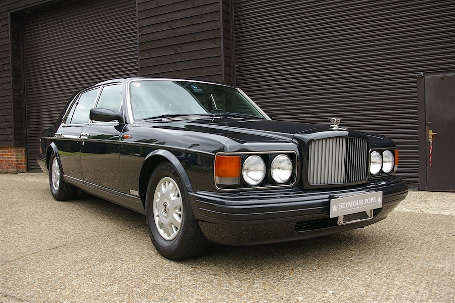 Bentley Brooklands Low Pressure Turbo Long Wheel Base