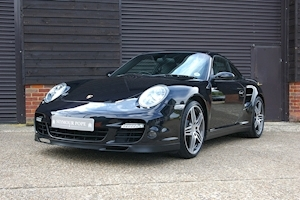 911 997 Turbo Tiptronic S Coupe AWD 3.6 2dr Coupe Automatic Petrol