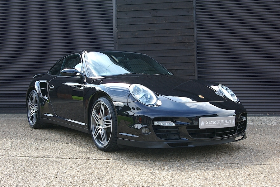 Porsche 911 997 Turbo Tiptronic S Coupe AWD