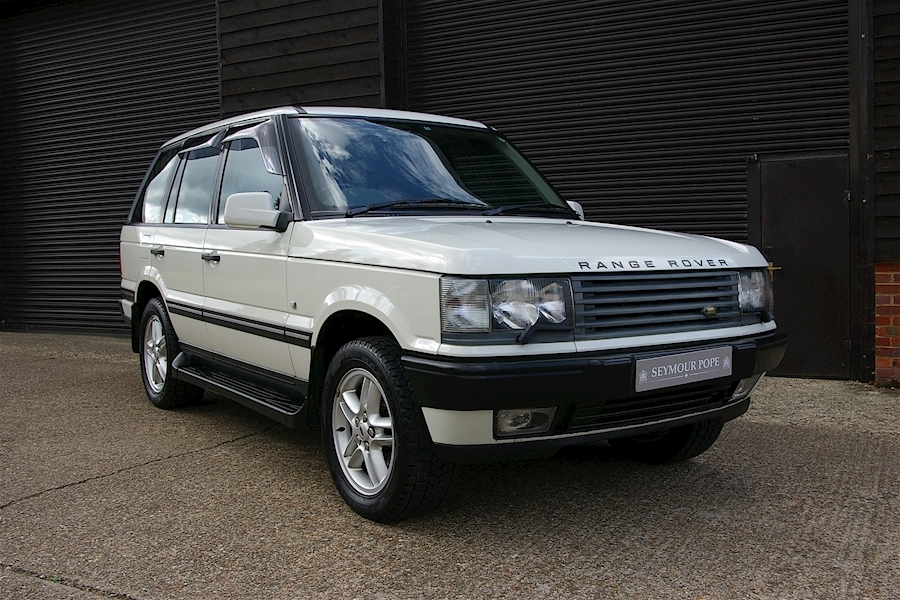 Land Rover Range Rover P38 4.6 HSE Automatic